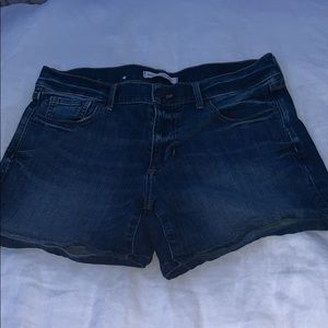 Dark Wash Banana Republic Shorts